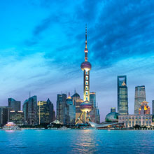 Stage a Shanghai |