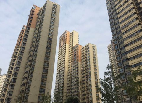 Shared Apartment Complex